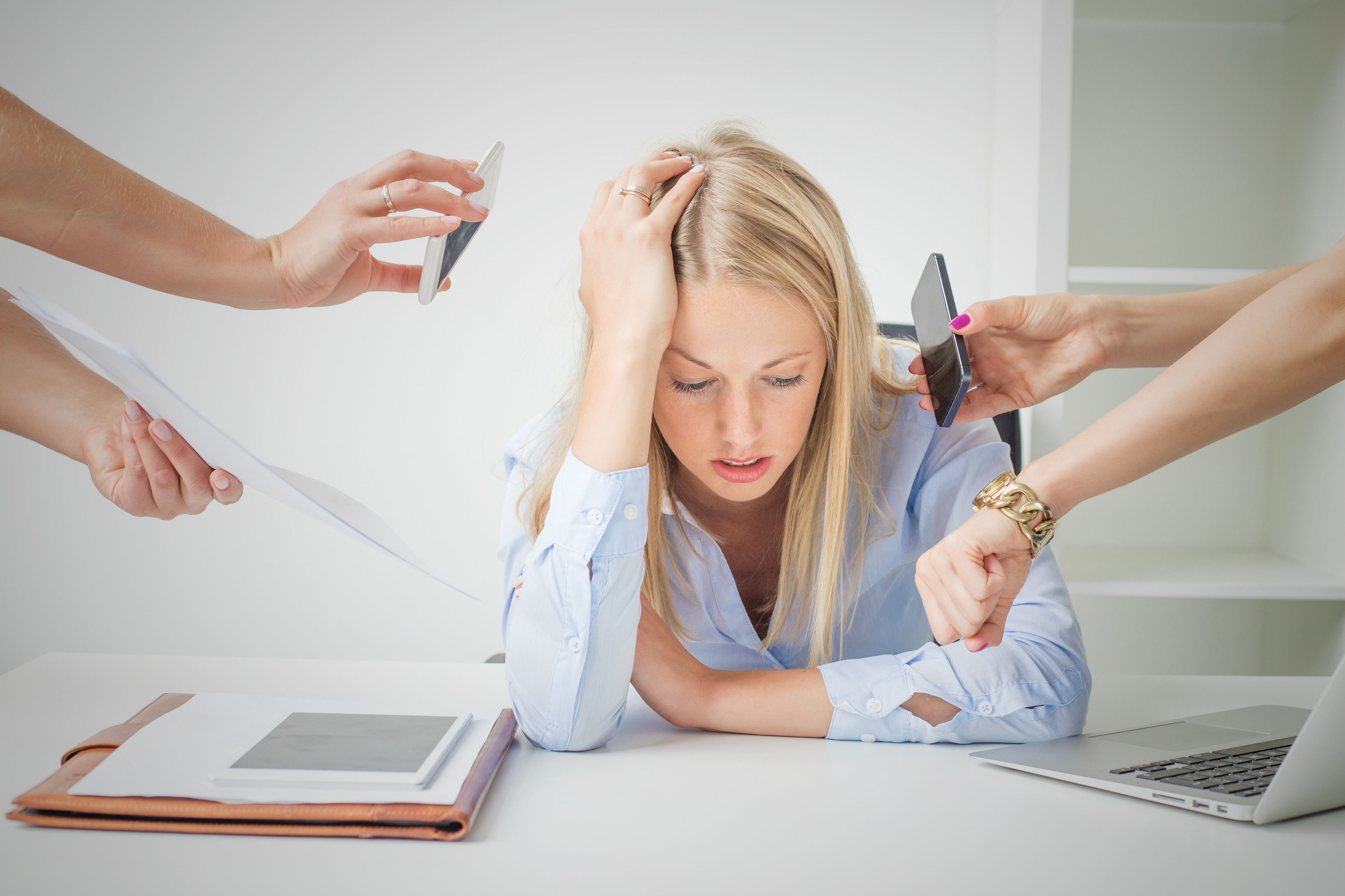 5 Tips for Handling Stress in the Workplace on avanteinsurance.com