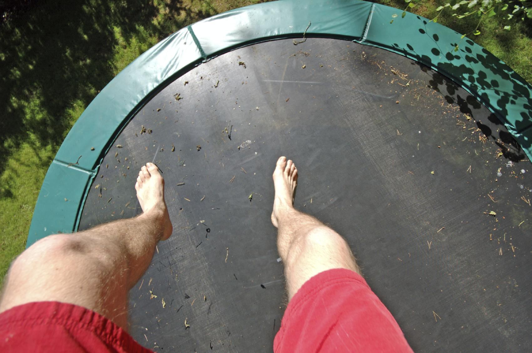 My Homeowner's Policy Prohibits Trampolines: What's the Deal? on avanteinsurance.com