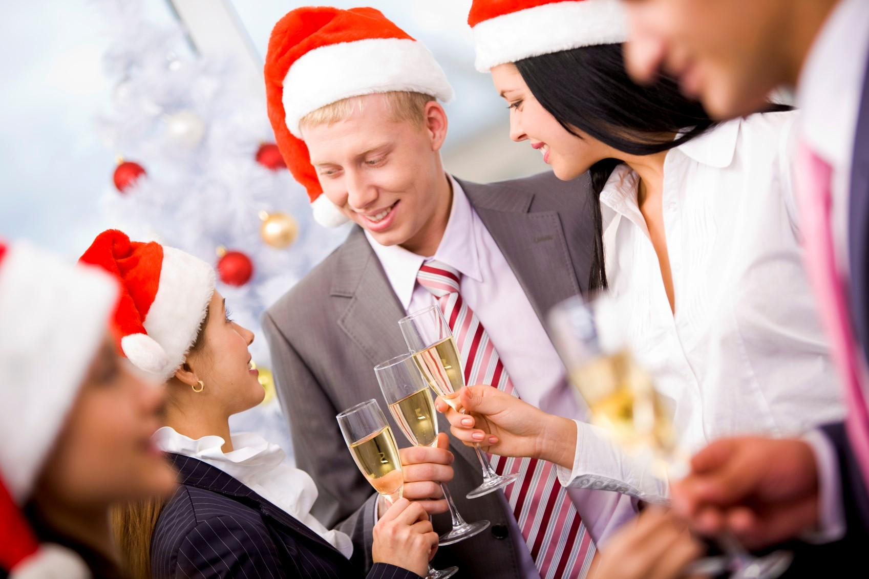 6 Ways to Keep Your Holiday Party More Nice Than Naughty on avanteinsurance.com
