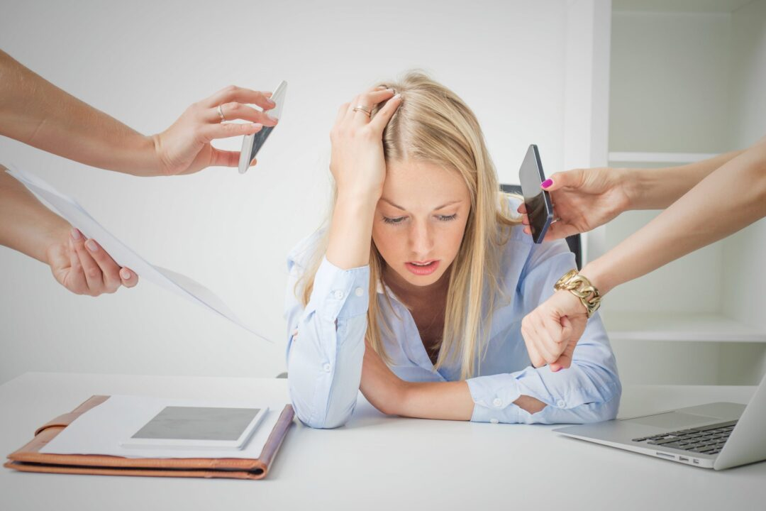 5 Tips for Handling Stress in the Workplace