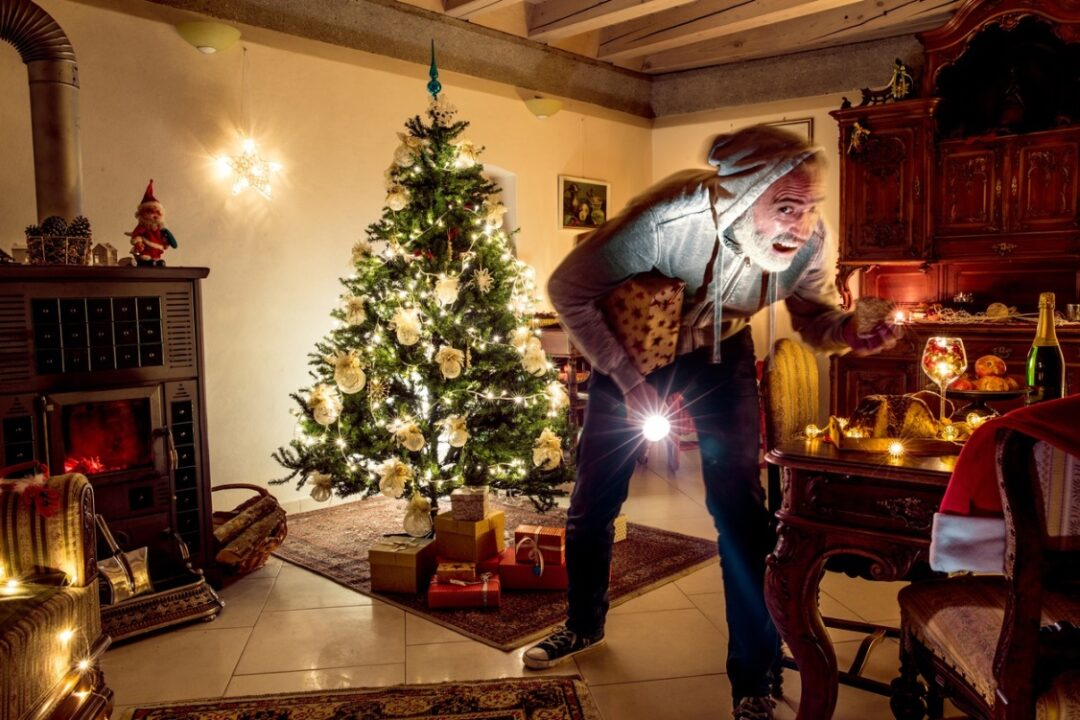 Avoiding a New Year's Burglary: Tips for Keeping your Home Safe