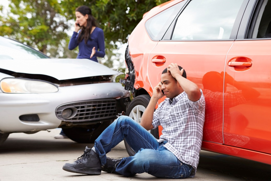 Fender Bender? Make Sure You Do These 5 Things Before Driving Away From the Scene
